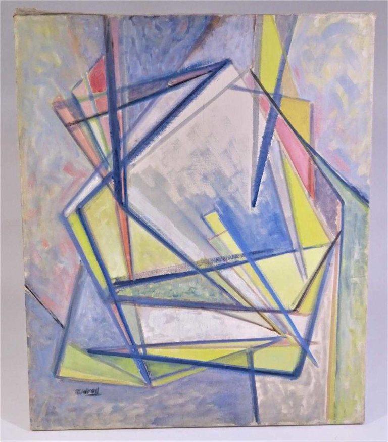Thomas Eldred (1903 – 1993), American O/C