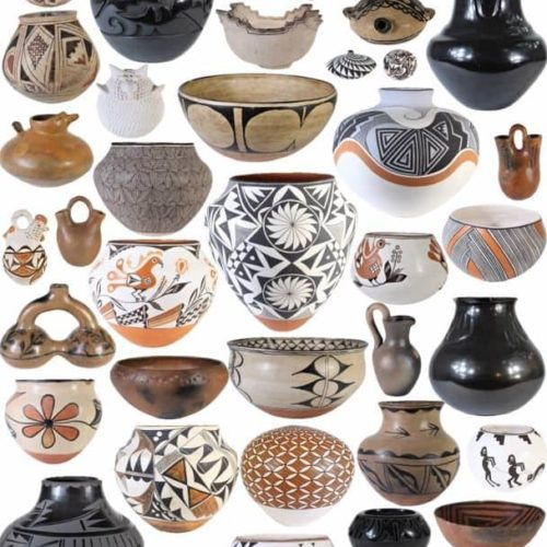 Lifetime Collection of Native American and Southwestern Pottery