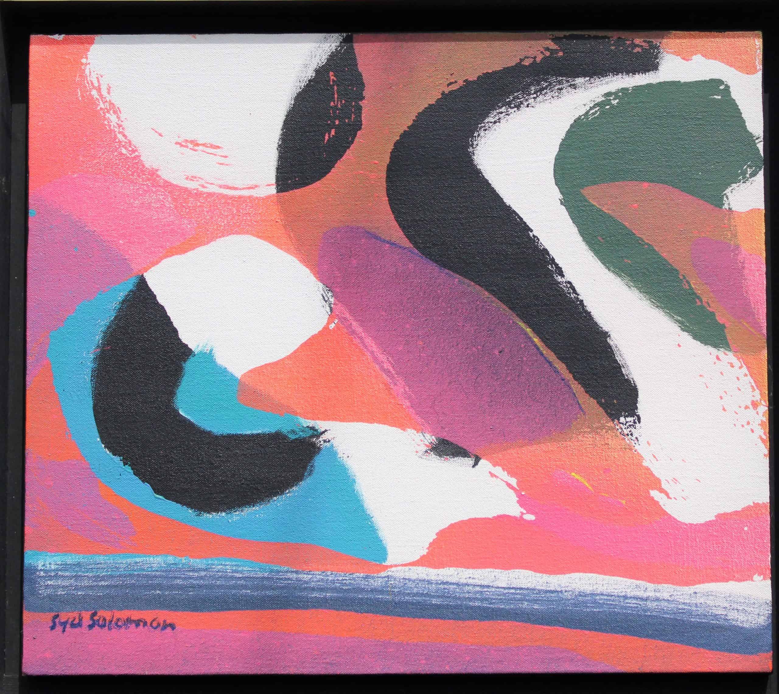 Syd Solomon (1917-2004) 'Rollo', Oil on Canvas