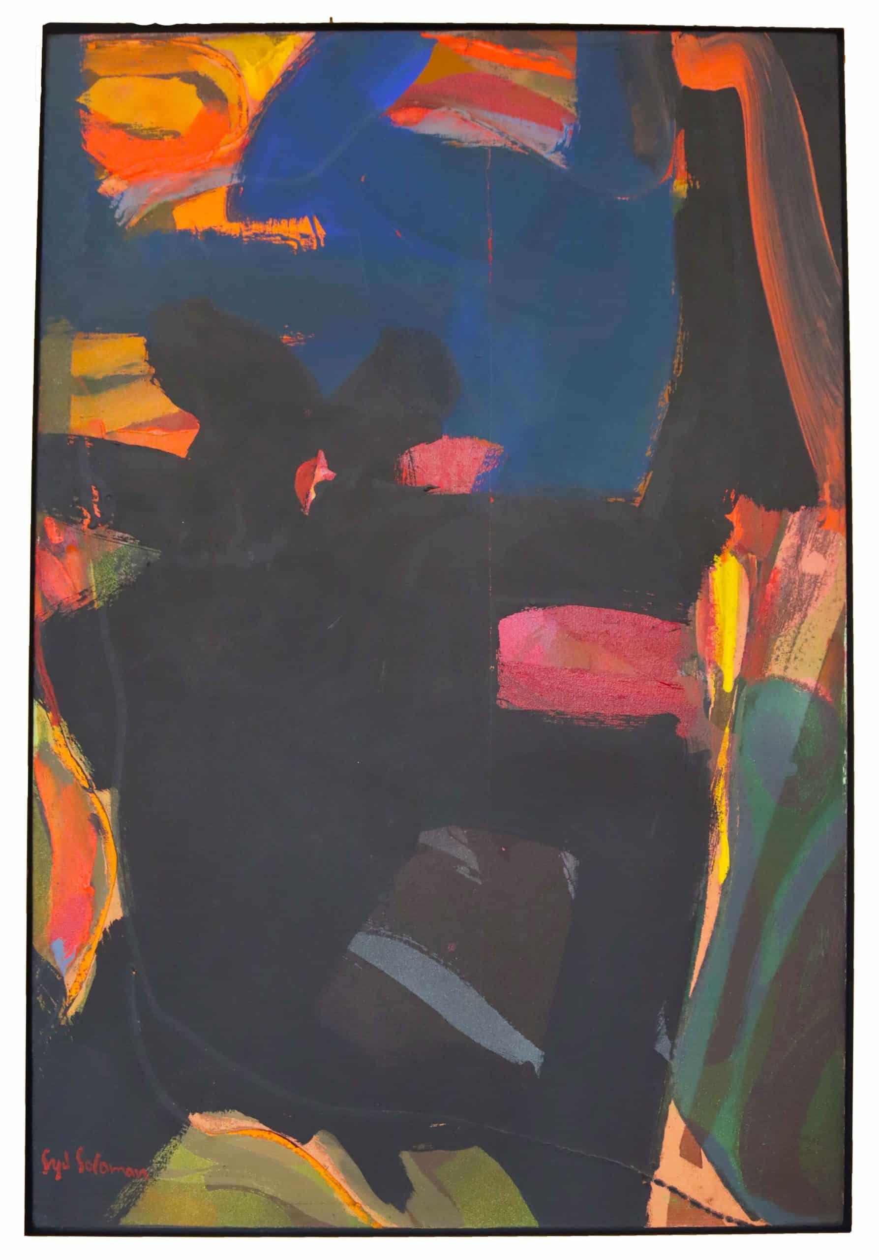 Syd Solomon (1917-2004) 'Return'