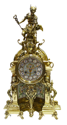 Antique Tiffany Clock