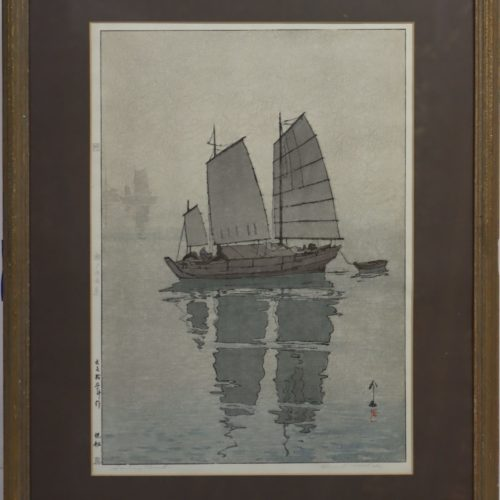 Hiroshi Yoshida (1876-1950)
