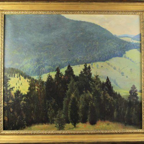 Frank Von Der Lancken (1872-1950)