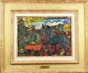 David Burliuk (1882 - 1967) - 16