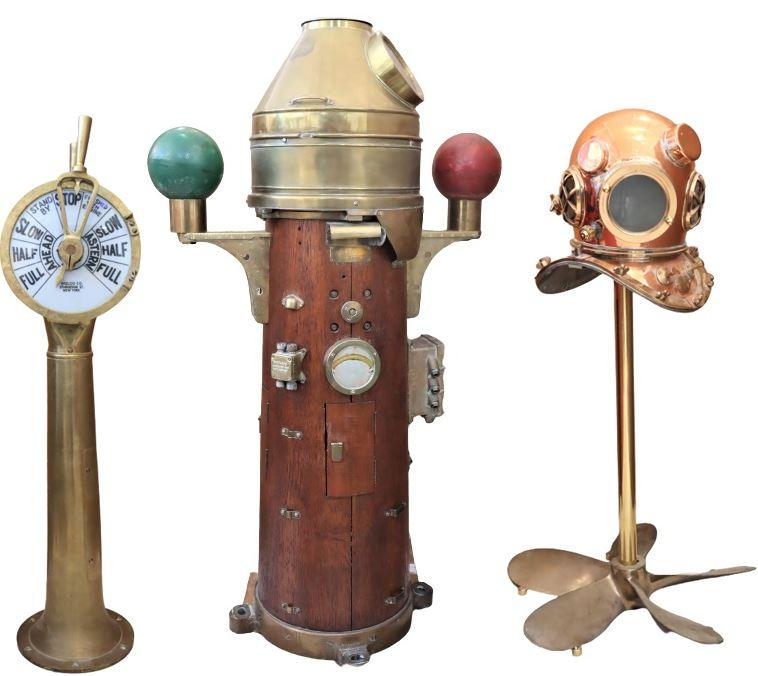 Antique Nautical Collection