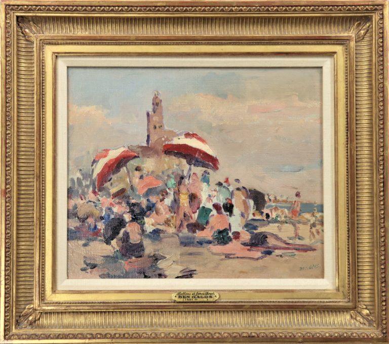 Ben Galos (1894 – 1963)