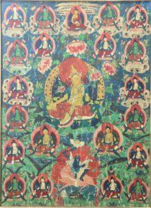 Bhutanese Tangka