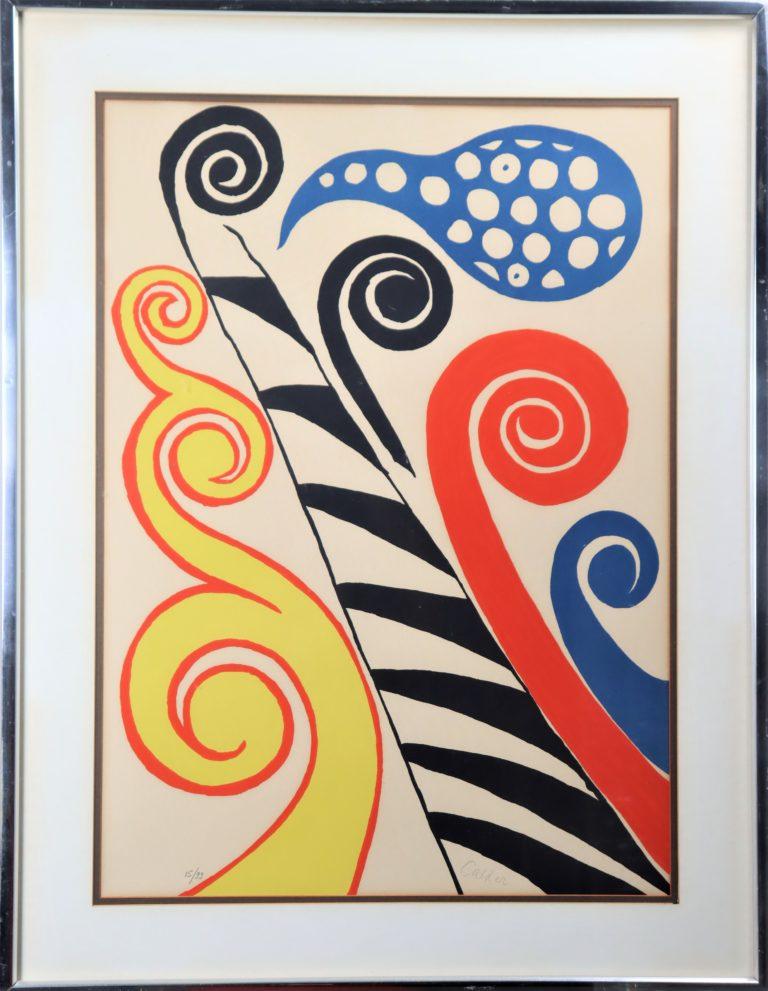 Alexander Calder (1898 – 1976)