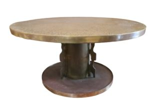 Philip & Kelvin Laverne Etruscan Coffee Table