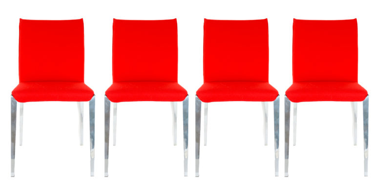 Read more about the article Set of (4) Italian Molteni&C Chairs