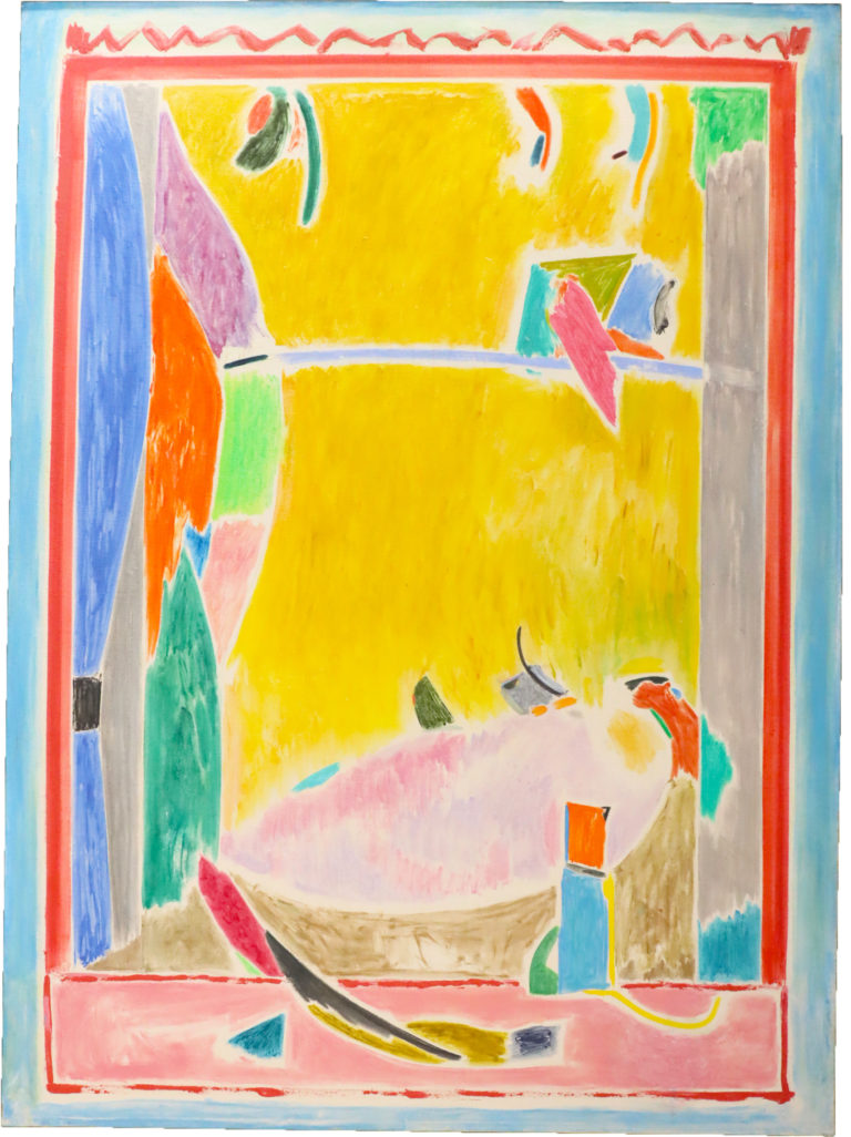 Read more about the article Alexander Paul Forunier (b 1939) Acrylic on Canvas