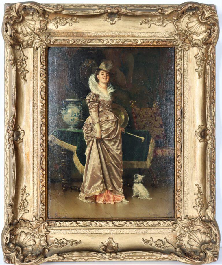 Read more about the article Francesco Vinea (1845-1902)