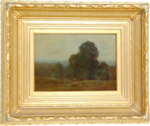 George Inness Jr. (1854-1926) Oil on Canvas