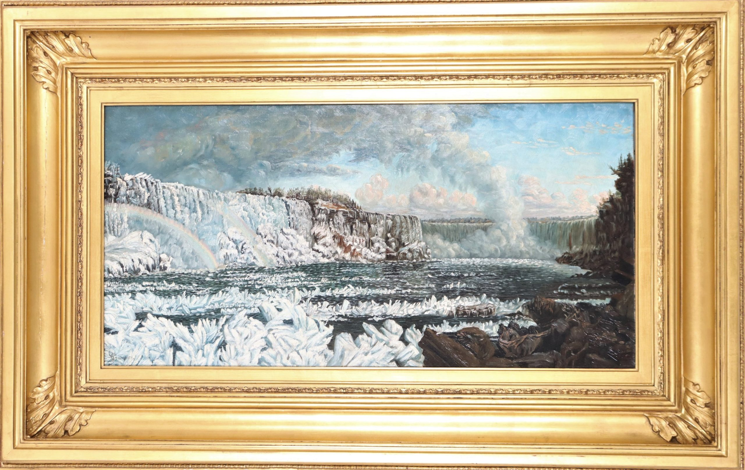 You are currently viewing Peter Caledon Cameron (Born 1852) Oil on Canvas