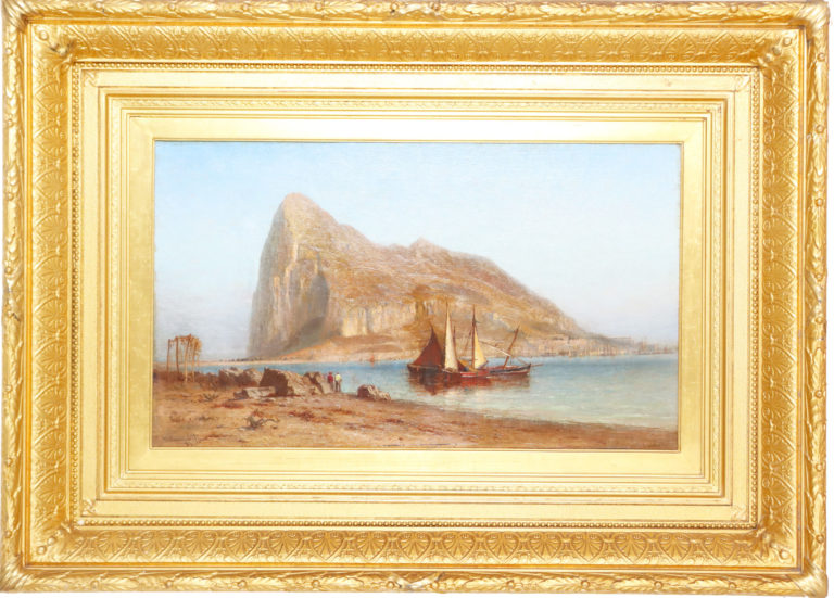 Read more about the article Robert Swain Gifford (1840-1905) Oil on Canvas